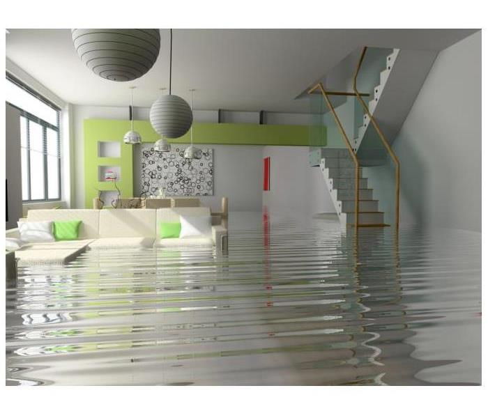 Water Damage Timmins Residents: We Specialize in Flooded Basement Cleanup and Restoration!