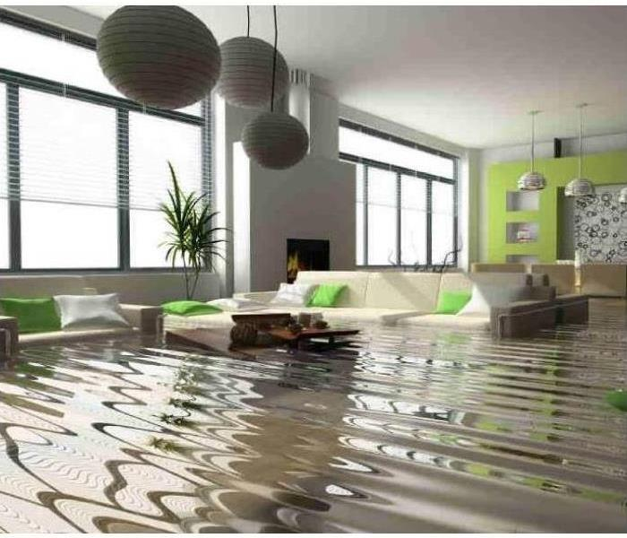Water Damage Faster to your Timmins Water Damage Event
