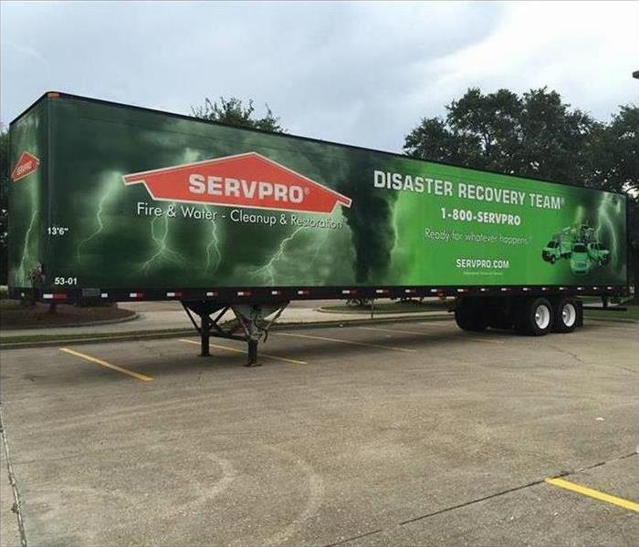 Storm Damage When Storms or Floods Hit Timmins, SERVPRO is ready!