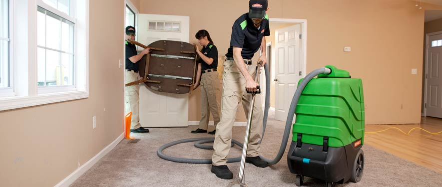 Timmins, ON residential restoration cleaning